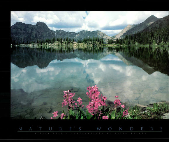 David Muench - Nature Wonders - Gilpin Lake