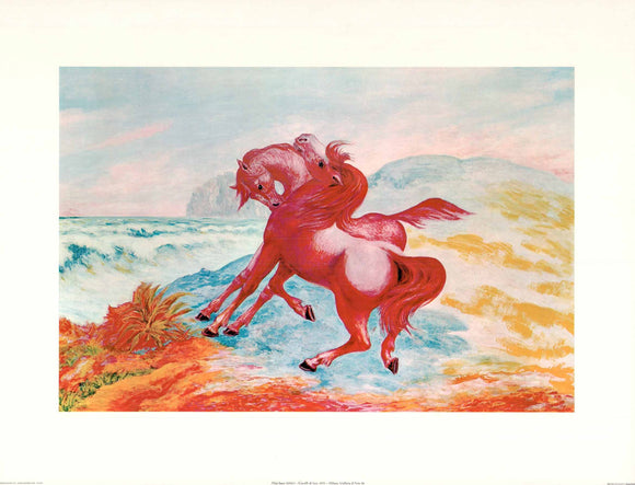 Horses of light, 1972