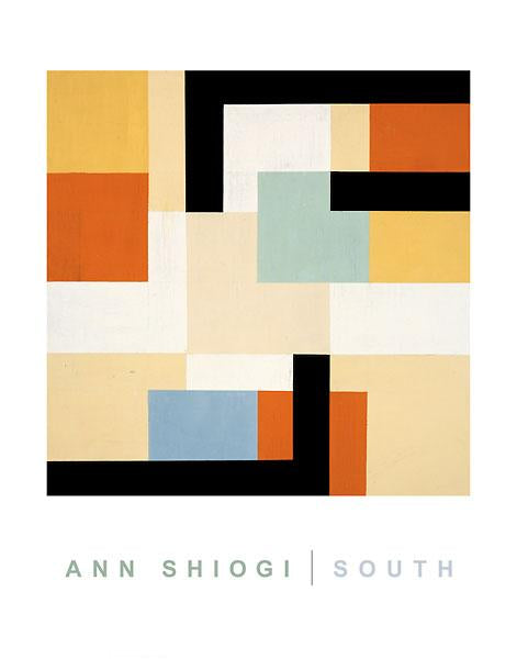 South by Ann Shiogi - 22 X 28