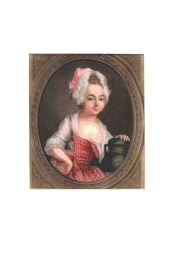 The Milk Woman, 1774