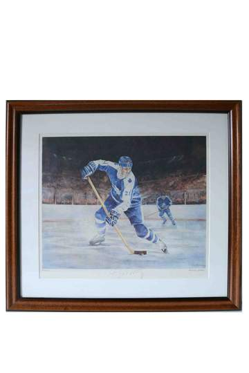 Toronto Maple Leafs by Mervyn Scoble - 25 X 28