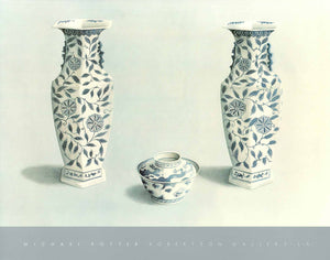 Two Vases and Bowl, 1931