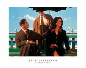 "Someone Else's Baby by Jack Vettriano - 16 X 20"" - Fine Art Posters."