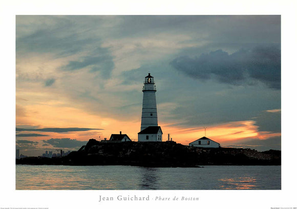 Jean Guichard - Phare De Boston