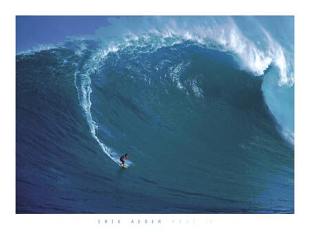 Eric Aeder - Maui II - 24 X 32 Inches - Fine Art Poster.