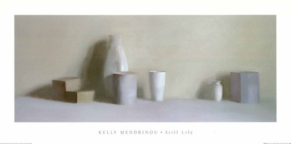 Kelly Mendrinou - Still Life