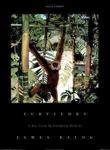 "Agile Gibbon by James Balog - 20 X 28"" - Fine Art Posters."
