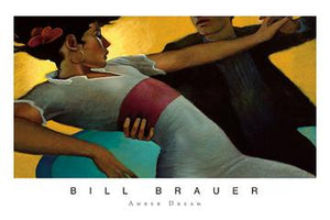 "Amber Dream by Bill Brauer - 24 X 36"" - Fine Art Poster."