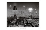 "Paris, The City of Lights by Thomas Barbey - 24 X 36"" - Fine Art Poster."
