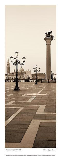 Piazza San Marco No. 2 by Alan Blaustein - 10 X 24