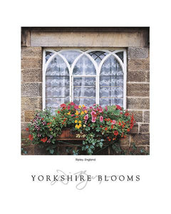 "Yorkshire Blooms by Dennis Barloga - 16 X 20"" -  Fine Art Poster."