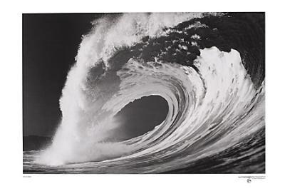 Pipeline. Hawaii by Aaron Chang - 24 X 36