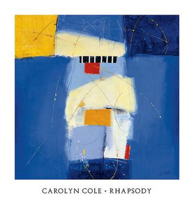 "Rhapsody by Carolyn Cole - 26 X 28"" - Fine Art Poster."