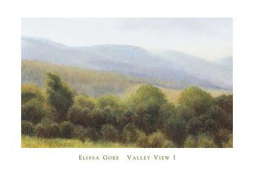 Valley View I by Elissa Gore - 24 X 36