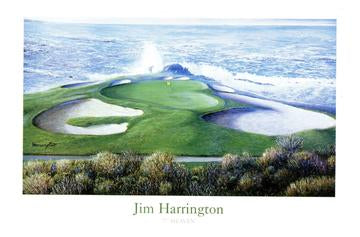 7th Heaven by Jim Harrington - 24 X 36
