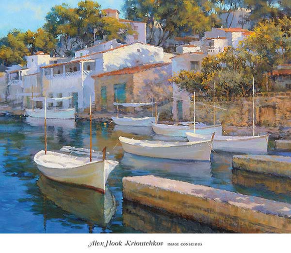 Cala Figuera 24 by Alex Hook Krioutchkov - 26 X 30