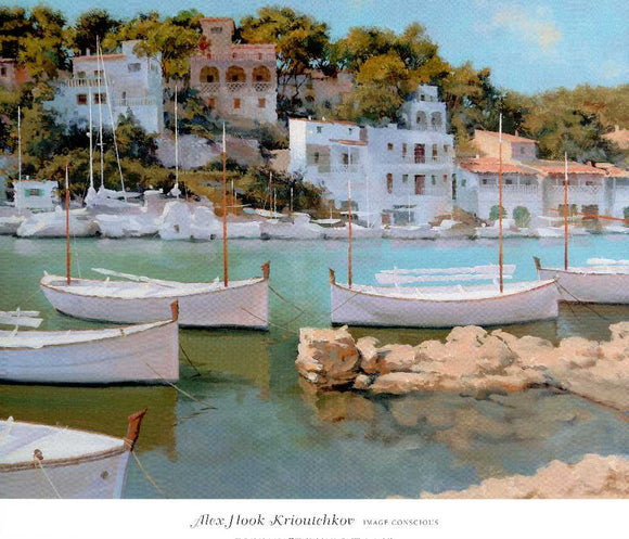 Cala Figuera 32 by Alex Hook Krioutchkov - 26 X 30