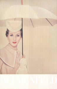 "New York, 1950 by Blumenfeld - 24 X 36"" - Fine Art Poster."