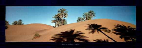 Morocco, 1998 by Bruno Barbay - 13 X 38