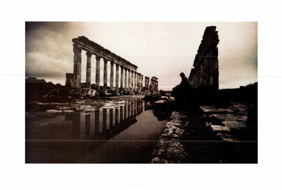 Apamea by Toni Catany - 28 X 40 Inches - Fine Art Poster.