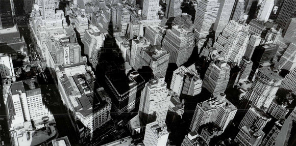 View from Empire State Building by Torsten Andreas Hoffmann - 20 X 40