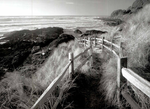Yachats, Oregon by Dennis Frates - 20 X 28 Inches - Fine Art Poster.