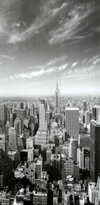 "Empire State Building, Midtown, New York by Torsten Andreas Hoffmann - 20 X 40"" - Fine Art Poster."