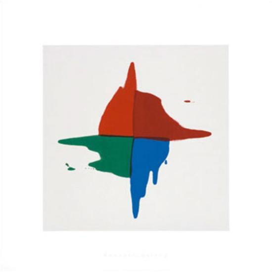 Untitled, 1959 by Kenneth Noland - 20 X 20