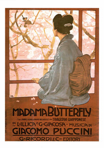 "Madama Butterfly by Giacomo Puccini - 20 X 28"" - Fine Art Posters."