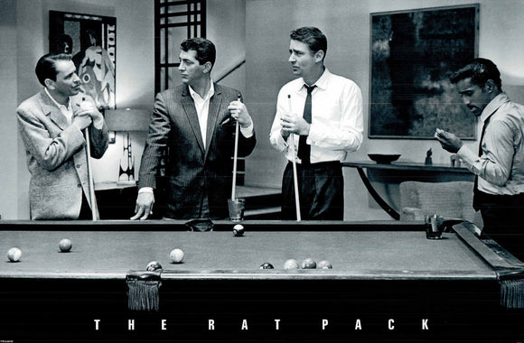 The Rat Pack - 24 X 36