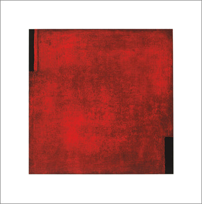 Untitled, 1996 by Jürgen Wegner - 27 X 27 Inches - (Silkscreen / Sérigraphie)