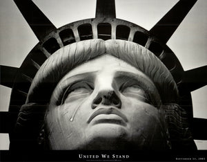 "United We Stand by Cosimo Scianna - 22 X 28"" - Fine Art Poster."