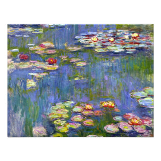Water Lilies / Nympheas 1916