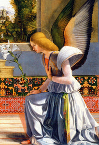 Annunciation to Mary, 1505