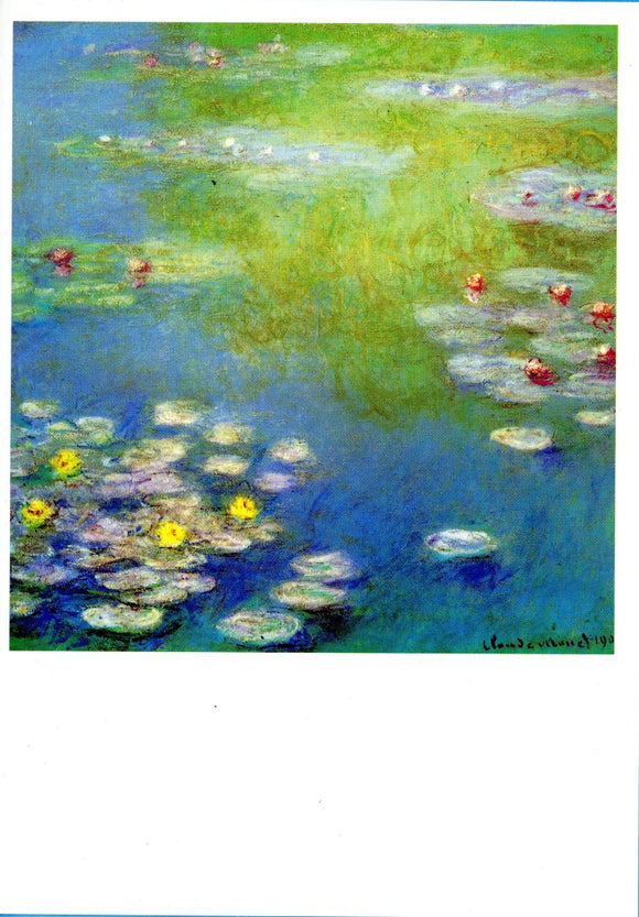 Water Lilies at Giverny, 1908