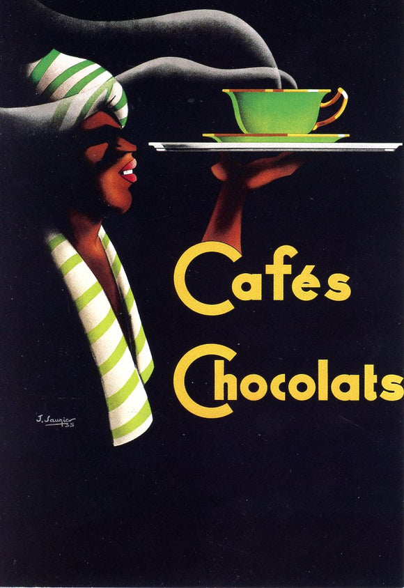 Cafes Chocolates