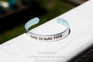 Fate Is Ours Bracelet