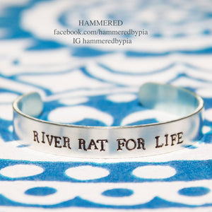 RIVER RAT FOR LIFE