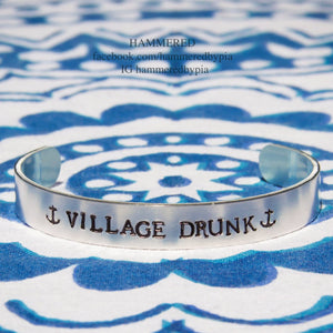 VILLAGE DRUNK W/ANCHORS