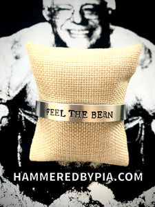 FEEL THE BERN (charitable bracelet)