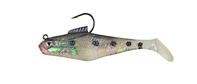 Berkley PowerBait Pre-Rigged Swim Shad 4""