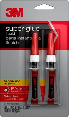 3M 3M SUPER GLUE LIQUID - Fishing Supercenter