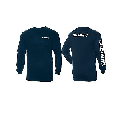 Shimano Long Sleeve - Fishing Supercenter