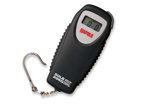 Rapala 50 lb. Mini Digital Scale - Fishing Supercenter