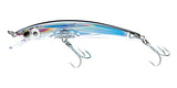 Yo-Zuri Crystal 3D Minnow, 3 1/2in, 1/4 oz Floating - Fishing Supercenter