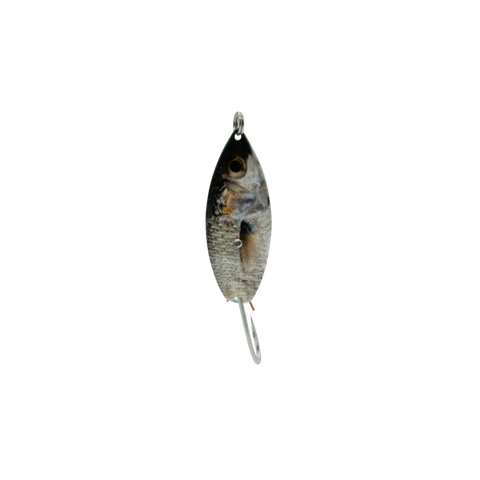 Aqua Dream Live Bait Weedless Willow Spoon
