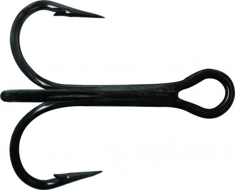 Mustad KVD Triple Grip Musky Treble HookTG90-BN - Fishing Supercenter