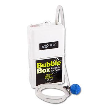 Marine Metal Bubble Box Air - Fishing Supercenter
