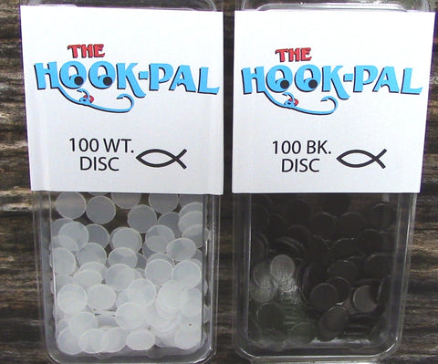 The Hook-Pal 100 ct. Extra Discs - Fishing Supercenter