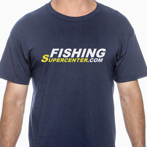 Fishing Supercenter Short Sleeve T-Shirt (Free with all orders over $75)